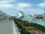 Ciudad de las Artes y de las Ciencias - Valencia City of Arts and Sciences - Spain